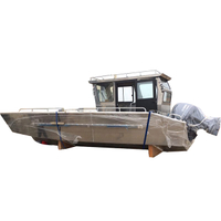 Aluminum-landing-craft-&-Diving-boat